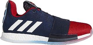 Mens Harden Vol. 3 James Harden/Legend Ink/Active Orange Knit Basketball Shoes 10.5 M US