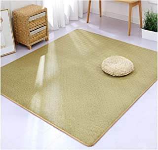 Lola Derek Factory Tapis de salon ou de salle /à manger industriel en bambou 200/x 300/cm