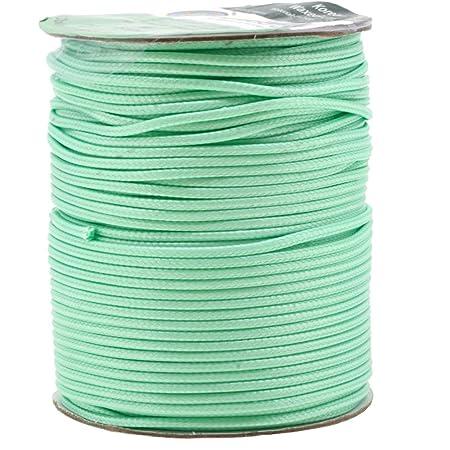 1.0-2.0mm Roll Polyester Beading Craft Korean Wax Cord Thread Macrame Waxed Rope