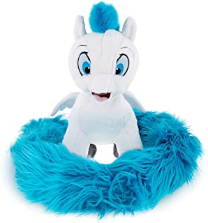 Disney Hercules Pegasus Horse Long Tail Stole Boa Scarf Plush Doll