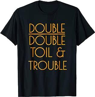 double trouble tee