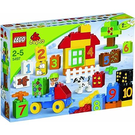 レゴ (LEGO) デュプロ かずあそびセット 5497