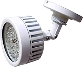 CMVision IR56-56 LED Indoor/Outdoor Long Range 100ft IR Illuminator With Free 500mA 12VDC Adapter (Renewed)