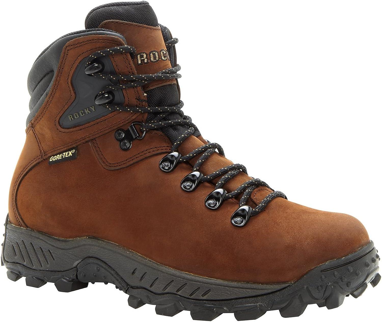 Rocky Men's 6  RidgeTop Gore-Tex Waterproof Hiker Boots-5212