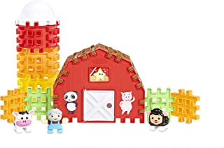 Little Baby Bum Old Macdonald's Farm Blocks Official Building Blocks by Little Tikes, Multicolor