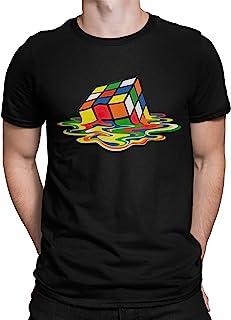 Camisetas La Colmena - 1508-Maglietta, Parody Magic Cube