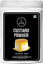 Naturevibe Botanicals Custard Powder (Vanilla) - 500g, 500 g