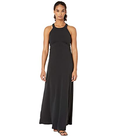 Prana Calexico Maxi Dress (Black) Women
