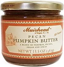 Williams Sonoma Muirhead Pecan Pumpkin Butter (13.5 oz) (ONE JAR)