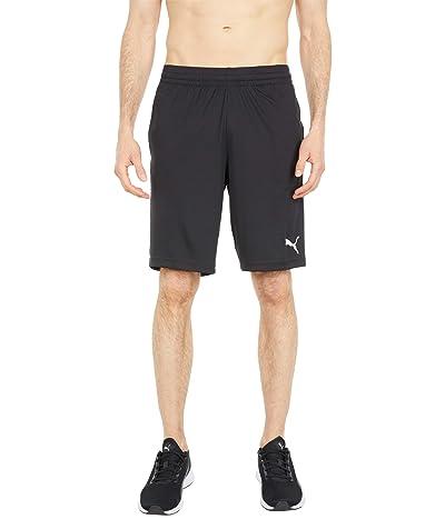PUMA Active 8 Shorts (PUMA Black) Men