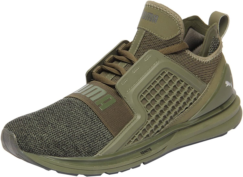 Puma shoes Sneakers men green 189987-03