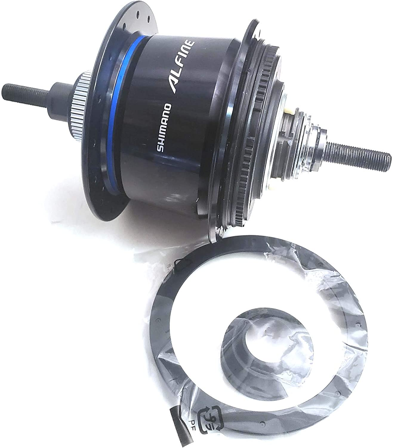 SHIMANO Kansas City Mall Cycling Alfine OFFicial site 8 Speed Bicycle Internal SG-S705 Gear Hub
