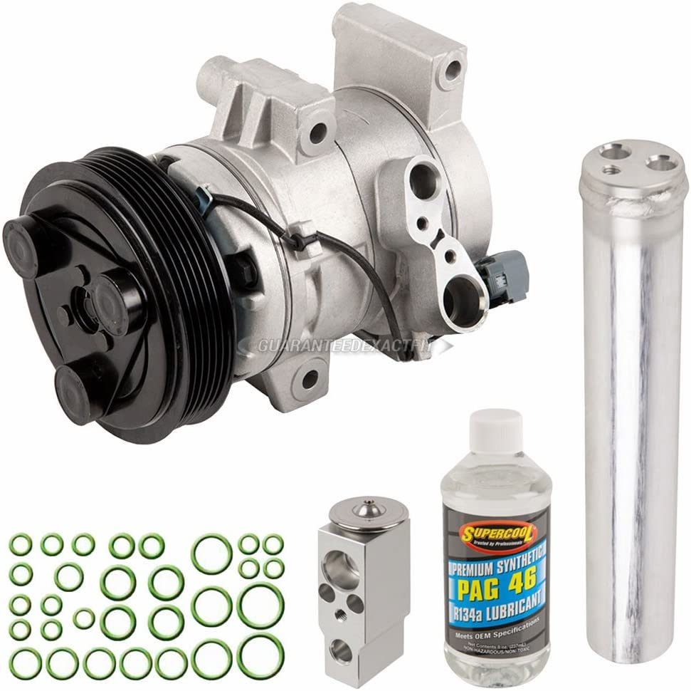 AC Compressor A C Kit For trend rank Free Shipping Cheap Bargain Gift Mazda 6 2009 2010 4-Cyl Mazda6 2.5L