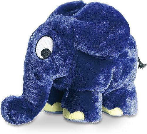 Schmidt Spiele 42224 - Die Sendung mit dem Elefanten, Elefant, 50 cm, Dekorationsartikel