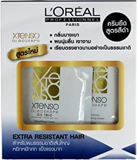 X-tenso Hair Straightener for Extra Resistant Hair