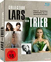 Lars von Trier Collection (Dogville / Melancholia / Nymphomaniac Vol. 1 & 2: Director's Cut / The House That Jack Built) [Blu-ray]