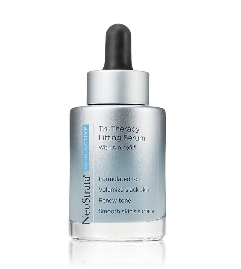 シェード絶壁免除ネオストラータ Skin Active Tri-Therapy Lifting Serum With Aminofil 30ml/1oz並行輸入品