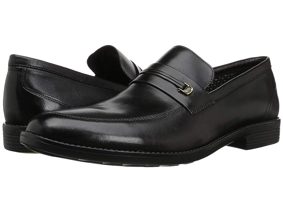 Bostonian Birkett Loafer (Black Leather) Men