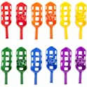Champion Sports Scoop Ball Set (6 Assorted Colors)
