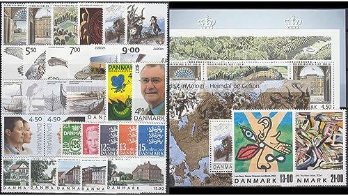 Goldhahn D mark 2004 postfrisch  Nr. 1355-1386 Block 22-24 Briefürken für Sammler