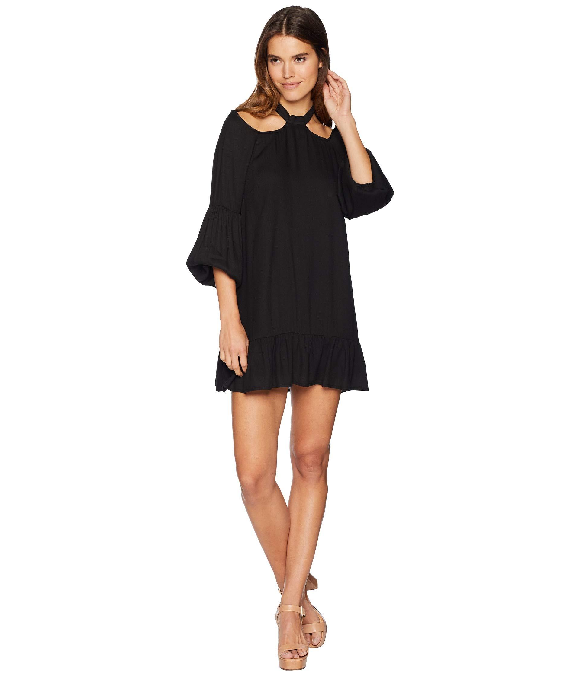 Dress Bb Is By Black Rayon Female Jack Dakota Future Crepe xqIwxz58