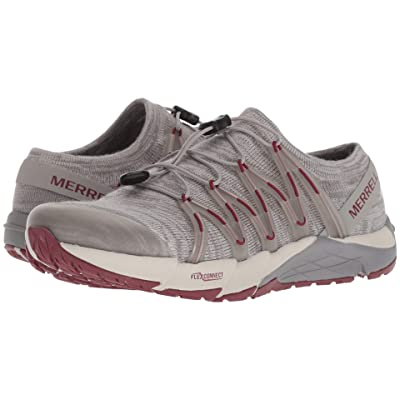 Merrell Bare Access Flex Knit Wool (Light Grey) Women