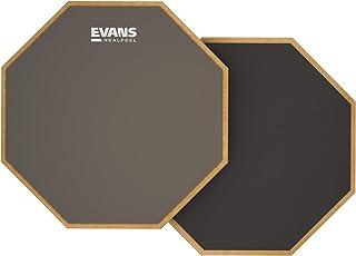 Evans RF12D - Almohadilla de Práctica Reversible Realfeel