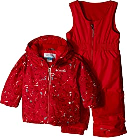 Mountain Red Splatter Print/Mountain Red