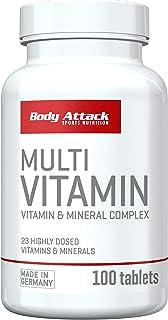 Body Attack 5939 - Nutrición