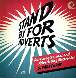 Stand By for Adverts: Rare Jazz Jingles & Advertis [Analog]