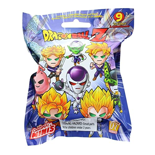 Dragonball Z Mini Figures Series 1 Mystery pack