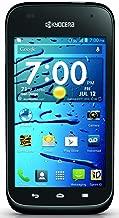 Kyocera Hydro Edge C5215 Sprint Locked CDMA Dual-Core Android Smartphone - Black
