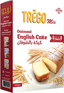 Trego Oatmeal English Cake - 400 gm