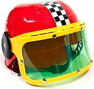 dirt car racing helmets