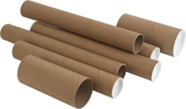 cardboard tube end plugs