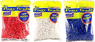 Best red and white beads Reviews