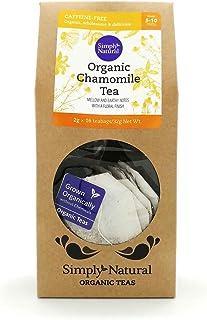Simply Natural Organic Tea, Chamomile, 16-count