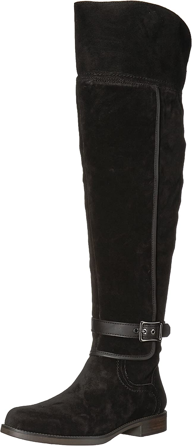 Franco Sarto Women's Crimson Wide Calf Over The Knee Boot