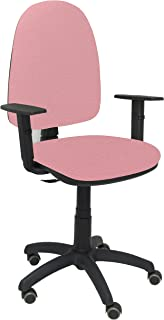 PIQUERAS Y CRESPO 04cpbali710b24rp–Chaise de Bureau, Couleur Rose PÂLE