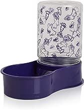 Lixit Animal Care Rabbit Feeder/Water Fountain, 48-Ounce