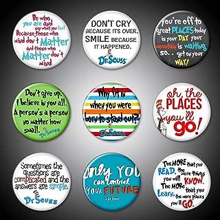 inspirational pins buttons