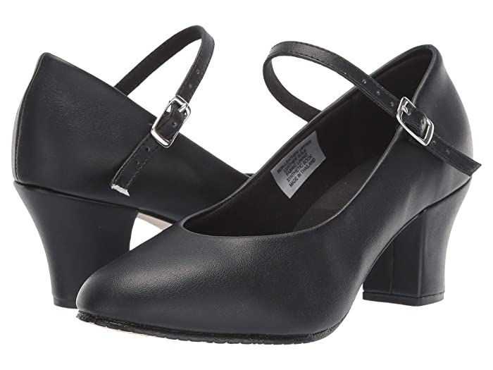 Vintage Style Shoes, Vintage Inspired Shoes Bloch Diva Black Womens Dance Shoes $45.00 AT vintagedancer.com