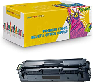 New York TonerTM New Compatible 1 Pack Samsung CLT-K504S High Yield Toner for Samsung - CLP-415NW | CLX-4195FW | CLP 470 | 475 . --Black