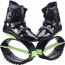 Springschoenen voor Volwassenen Dames Heren Anti-Zwaartekracht Running Jumps Elastische Laarzen Kniedruk Verlichten voor U...