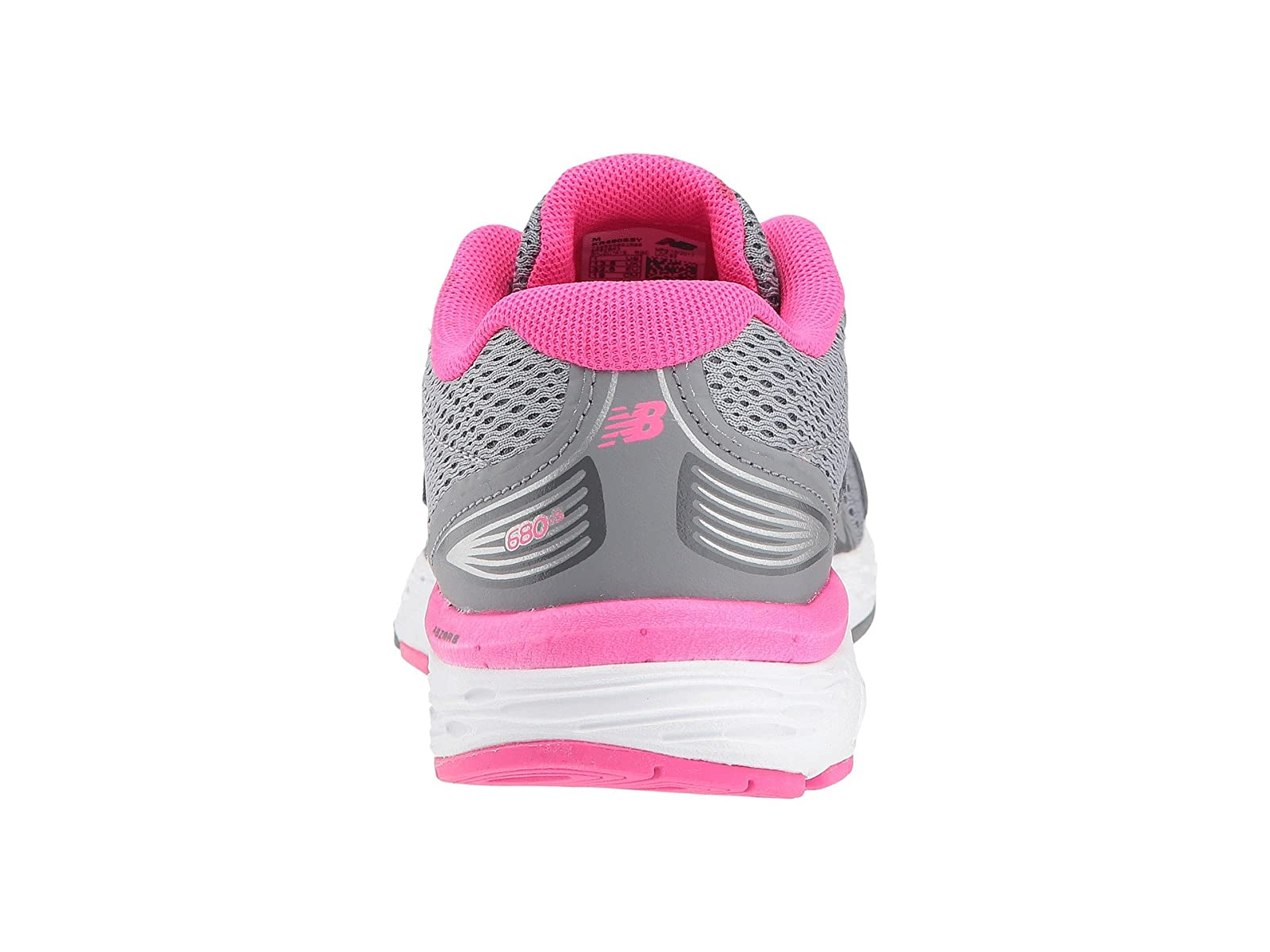 Girl-039-s-Shoes-New-Balance-Kids-KR680v5Y-Little-Kid-Big-Kid thumbnail 6
