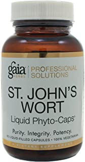 Gaia Herbs (Professional Solutions) St. Johns Wort Pro 60 lvcaps