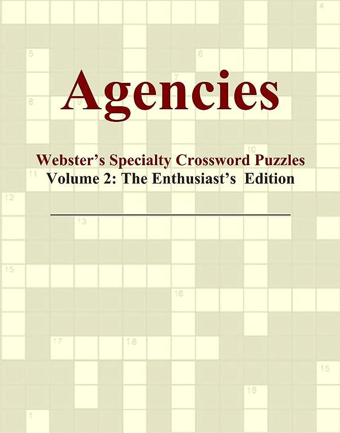 種をまく省略する急勾配のAgencies - Webster's Specialty Crossword Puzzles, Volume 2: The Enthusiast's Edition