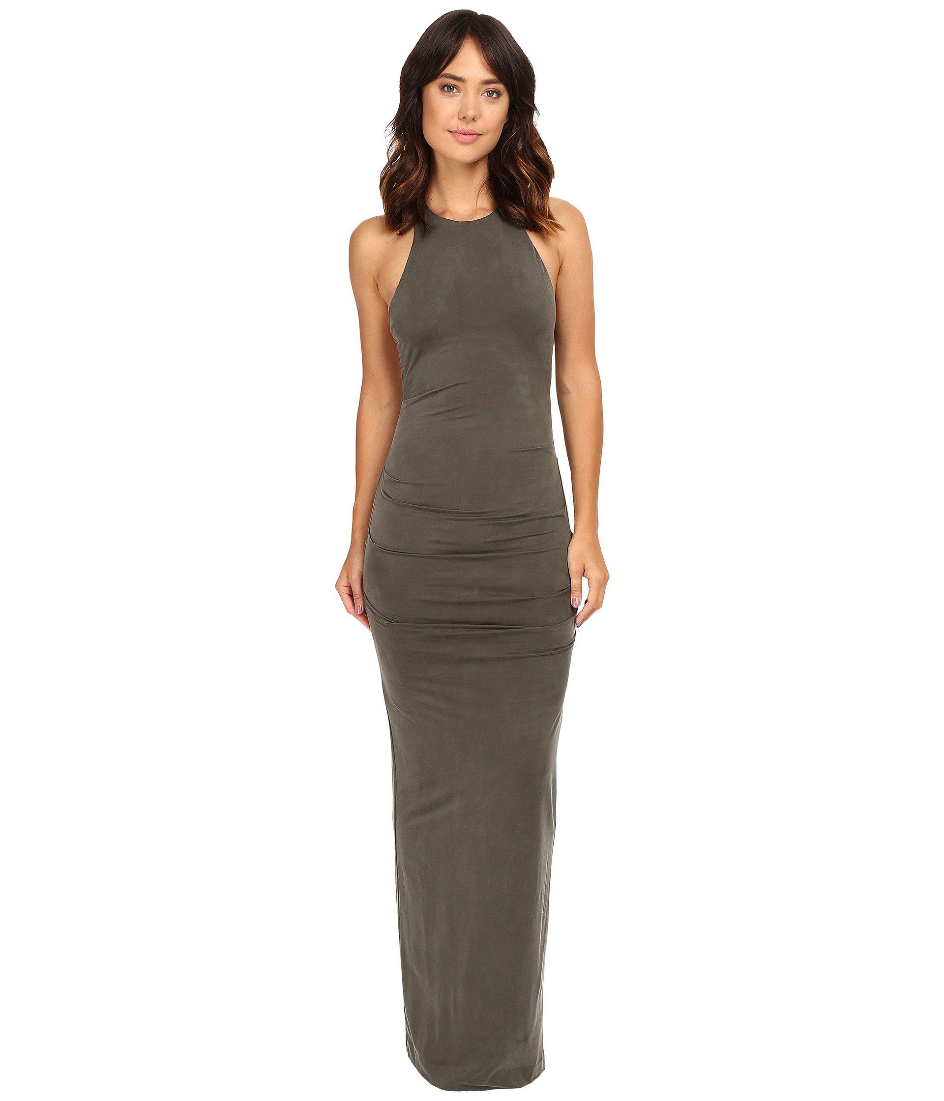 Nicole Miller Champagne Dress