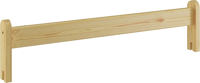 Erst-Holz/® Kindersicherung f/ür Etagenbettserie 60.05-10 f/ür das untere Bett aus massiver Kiefer 60.Kisi-B20 Holzart//Holzfarbe:Kiefer
