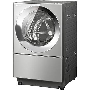パナソニック ななめドラム洗濯乾燥機 Cuble(キューブル) 10kg 右開き プレミアムステンレス NA-VG2400R-X